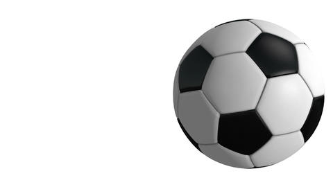 Set, Soccer Ball Stock Video Footage