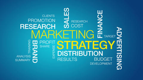 Marketing Strategy Animation