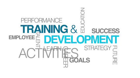 Training & Development Stock Video Footage