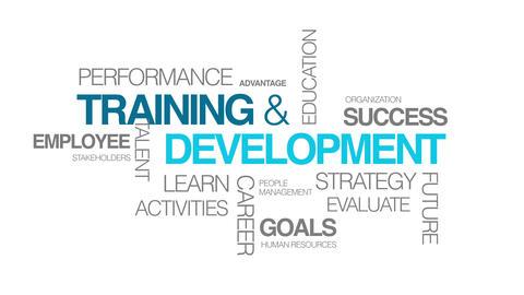 Training & Development Animation