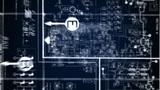 Radio Circuitry 3 stock footage