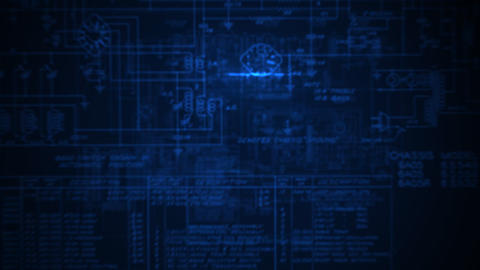 radio circuitry 3 Animation