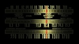 Retro radio tune 1 Animation