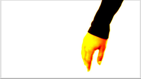 sequence of handshake screens 2 Stock Video Footage