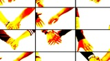 sequence of handshake screens 2 Animation