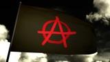 Anarchist flag 02 Animation
