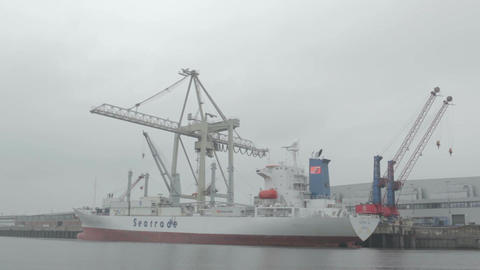 00189 Ship HAM Footage