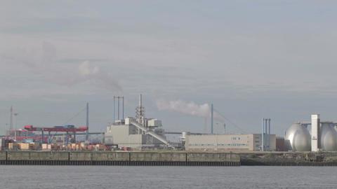 00203 TMLPS Port HAM Stock Video Footage