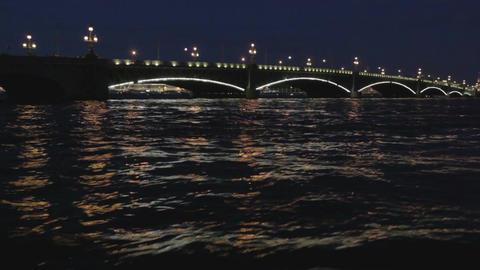 00225 Bridge SPB Stock Video Footage