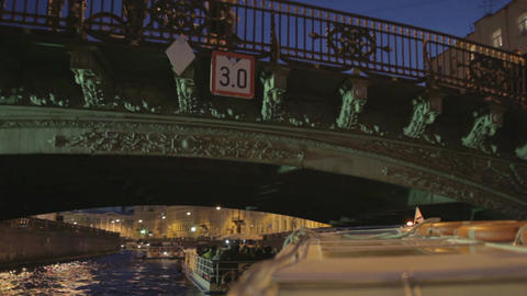 00229 Bridge SPB Stock Video Footage