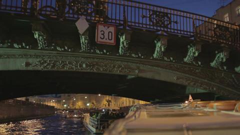 00229 Bridge SPB Stock Video Footage