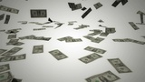 Dollar bills rain 04 Animation