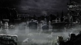 Scary Cemetery ! Animation