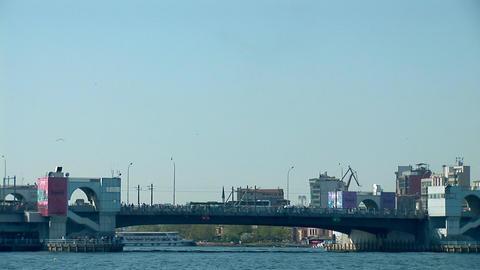 Bosphorus bridge Footage
