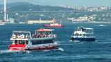Bosphorus trafic b Footage