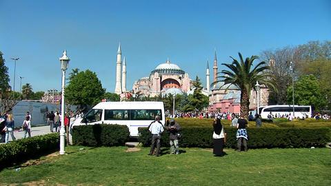 Aya Sofya (Hagia Sophia) a Footage