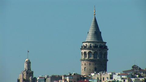 Istanbul Bosphorus Footage