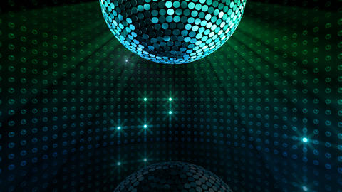 Mirror Ball 2 x 1 LB 04 HD Animation