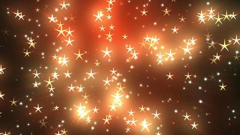 Celebration Stars 4 Loopable Background Animation