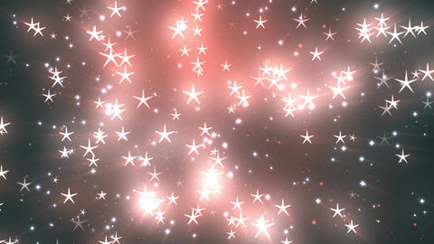 Celebration Stars 5 Loopable Background Animation