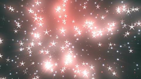 Celebration Stars 5 Loopable Background Animation