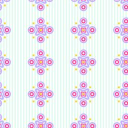 Wallpaper seamless pattern ベクター
