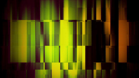 Glitch Moving Boxes 11 Loopable Background Animation