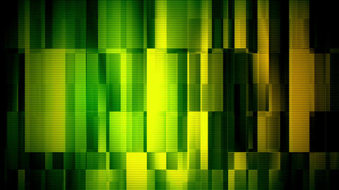 Glitch Moving Boxes 15 Loopable Background Animation
