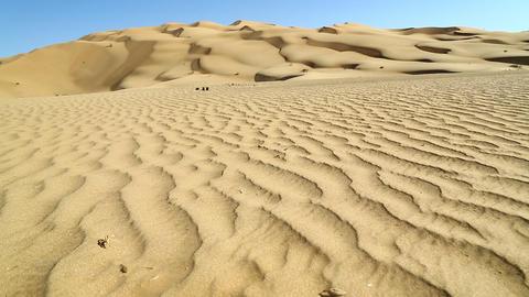 sand deset dune in oman 12 Footage
