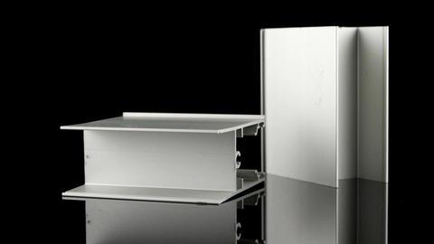 Aluminium profile sample Live Action