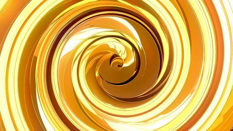 Luxury Gold Spiral Animation