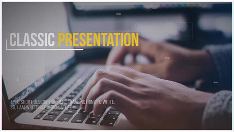 Folding Slideshow After Effects Template