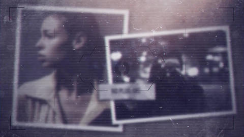 Investigation After Effects Template