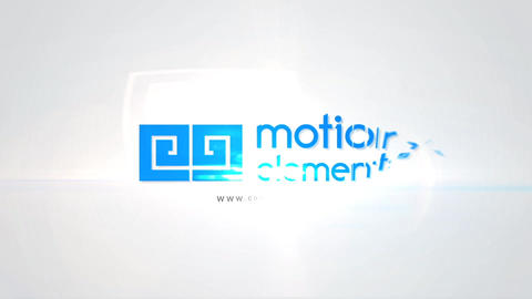 Corporate Clean Logo After Effects Template
