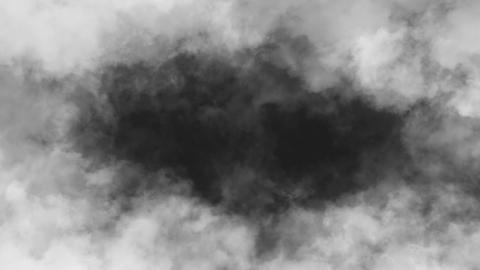 Smoky Clouds Loop, Stock Animation