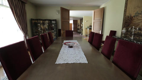 House dining room Footage