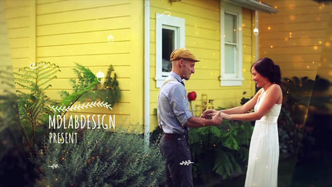Wedding Reel After Effects Template