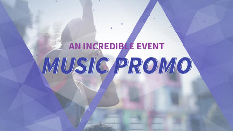 Music Promo After Effects Template