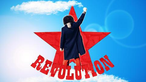 Revolution Poster フォト