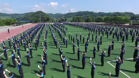 Republic of Korea Central Police Academy training video 2 Image