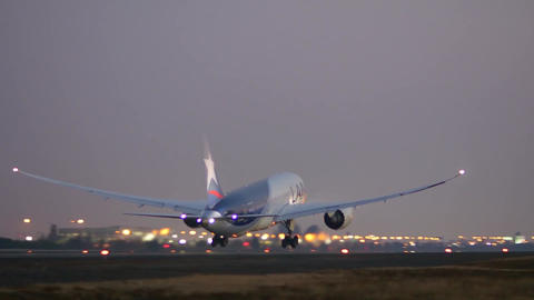 Plane take off Footage