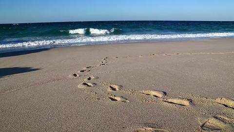 sand coastline 101 Footage
