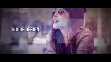 Mosaic Promo Premiere Pro Template