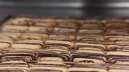 Preparing cookies Footage