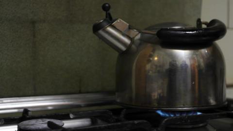 Tea kettle Footage