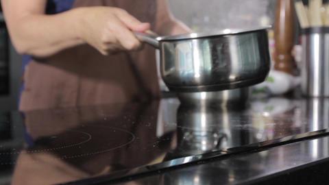 Stirring pot Footage