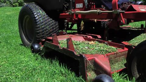 Lawnmower Footage