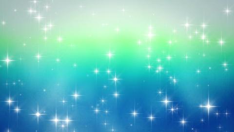 Glitter shining blue background material CG動画素材