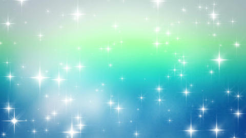 Glitter shining blue background material Stock Video Footage