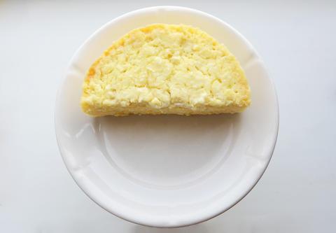Half Cheesecake Photo
